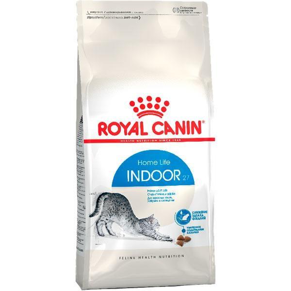 Корм для взрослых домашних кошек Royal Canin Indoor 22445 (400 г)